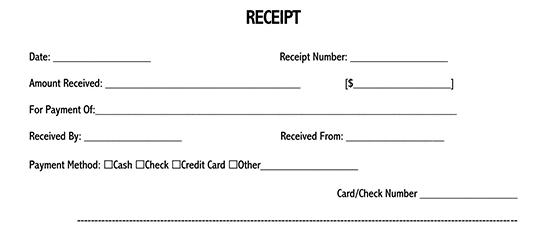 rent receipt letter 01
