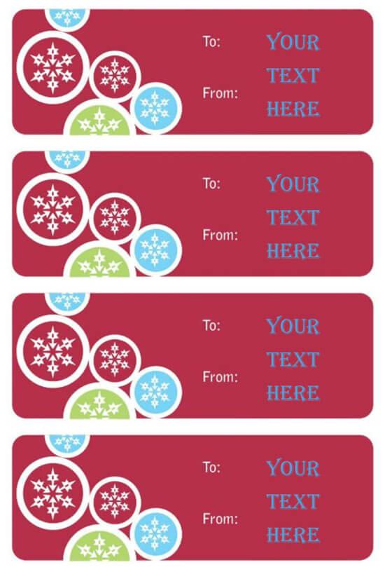 Christmas-Gift-Tag-Template