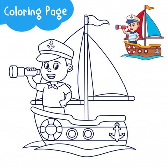 easy coloring pages 01