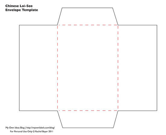 envelope template design 01