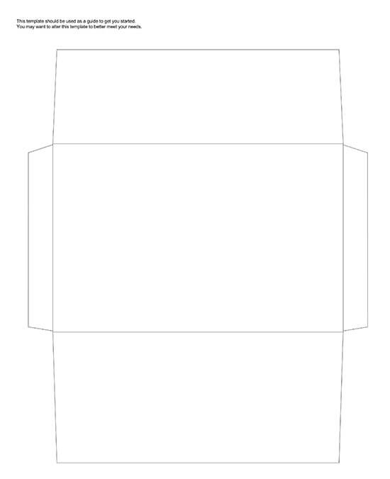 a7 envelope template word 01