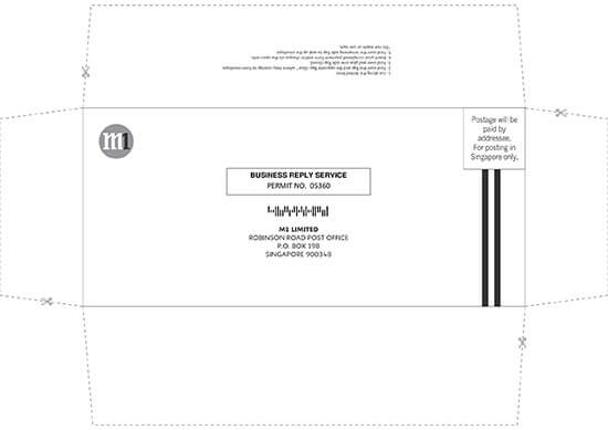 money envelope template pdf