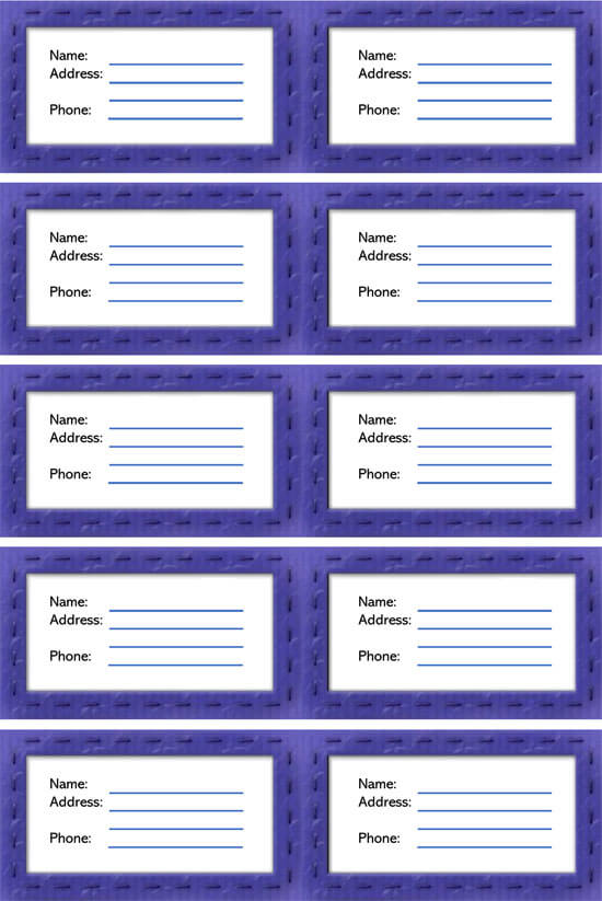 Free-Editable-Luggage-Tag-Template