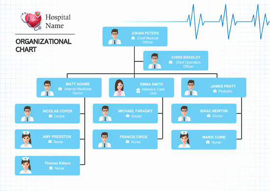 Hospital-Organization