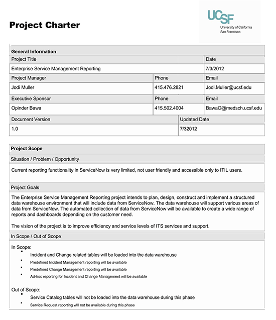 project charter template google docs 02