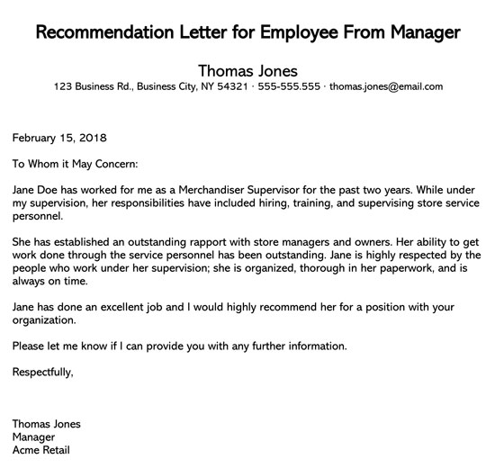 Sample-Reference-Letter-Former-Manager