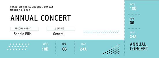 ticket template google docs 05
