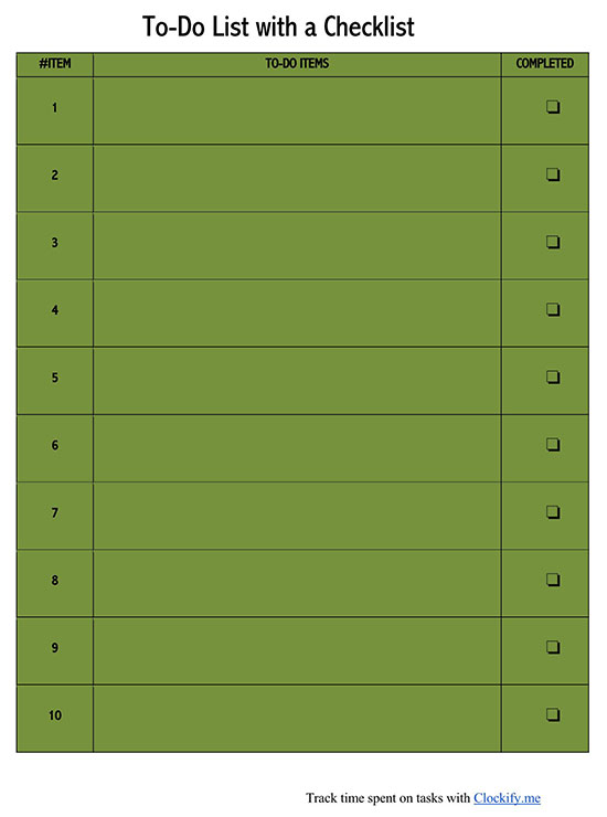 to do list template word 02