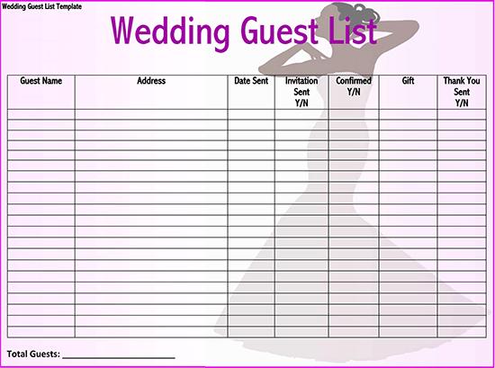 guest list app
