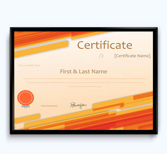 certificate of appreciation templates 01