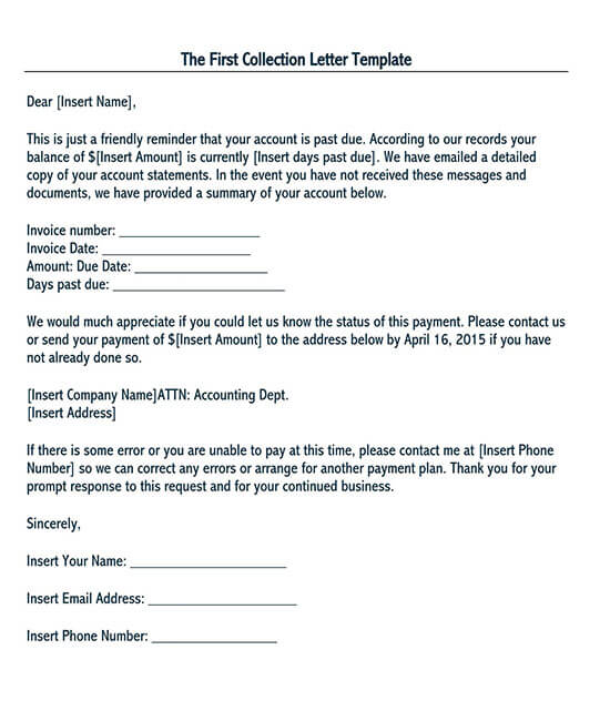 Payment Plan Letter Template from www.doctemplates.net
