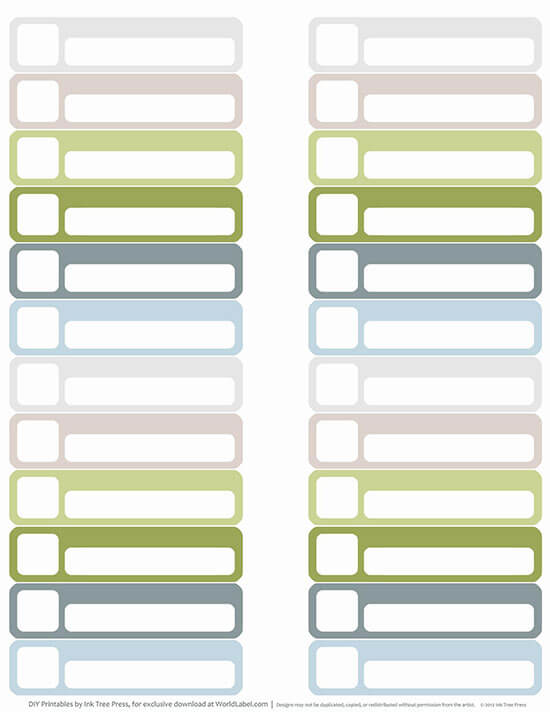 lever arch file labels templates free