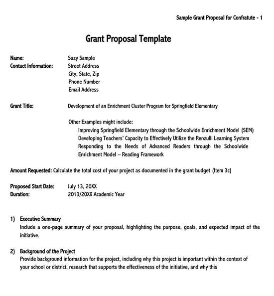project proposal template 01