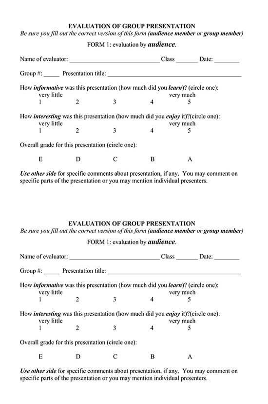 speaker presentation evaluation form 01