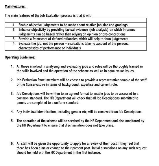 annual performance appraisal form sample 01