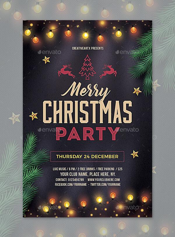 Merry-Christmas-Party-Menu