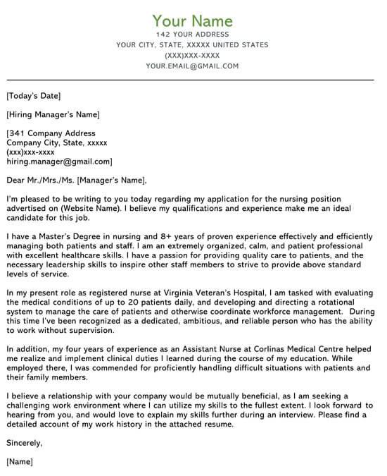 Dear Mr Mrs Cover Letter from www.doctemplates.net