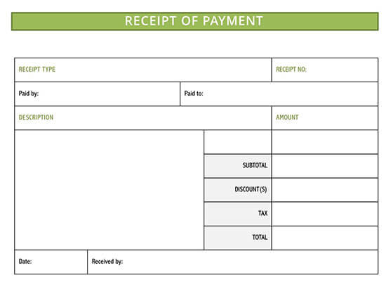 cash receipt voucher