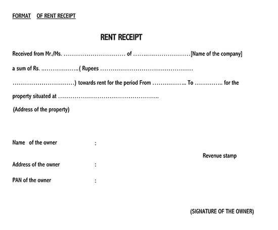 rent receipt letter 02