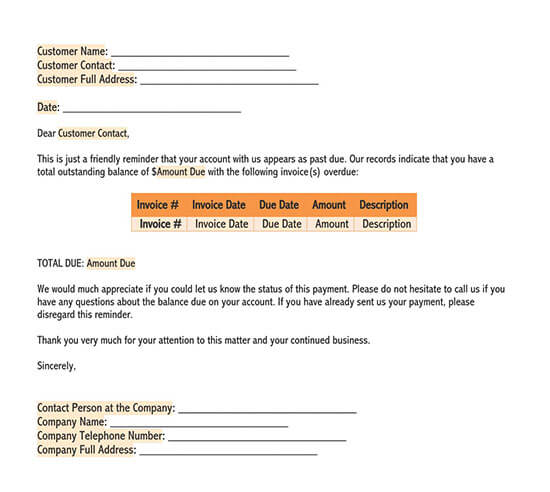 collection letter sample pdf 02
