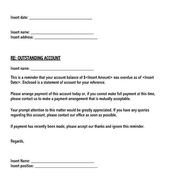 friendly collection letter 02