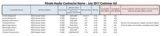 Customer Contact List Template for Excel 24