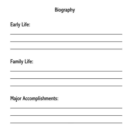 how to write a biography about a famous person 02