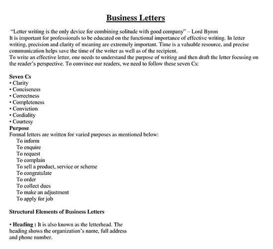 sales letter to promote a product or service