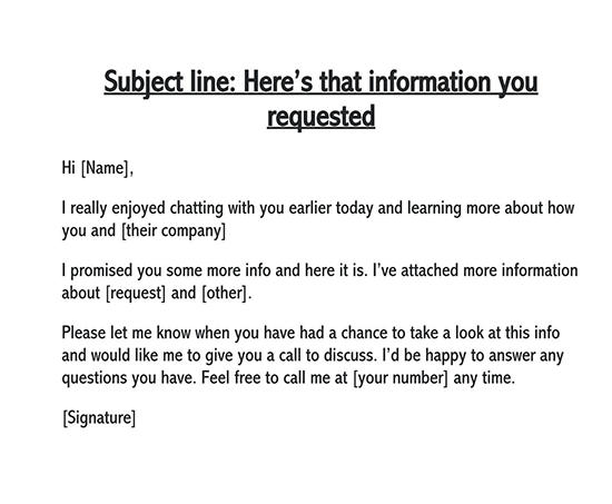 polite follow-up email sample