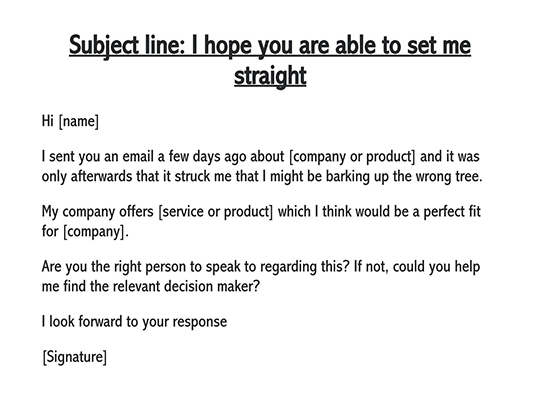 sample follow up email to prospective client 01
