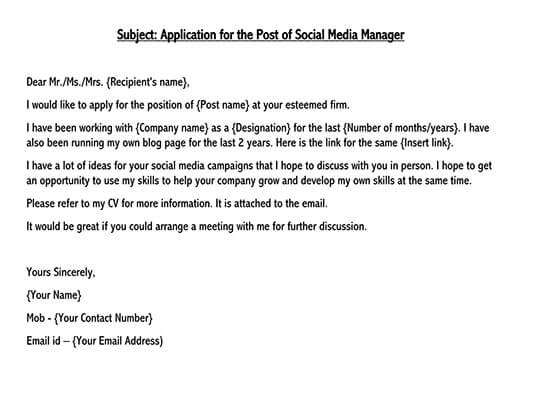 simple job application letter 01
