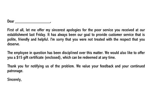 customer adjustment letter sample 01