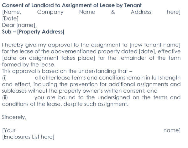 Approved tenant letter 04