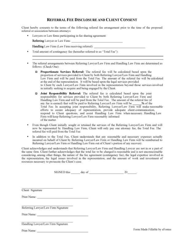Attorney Referral Agreement 02