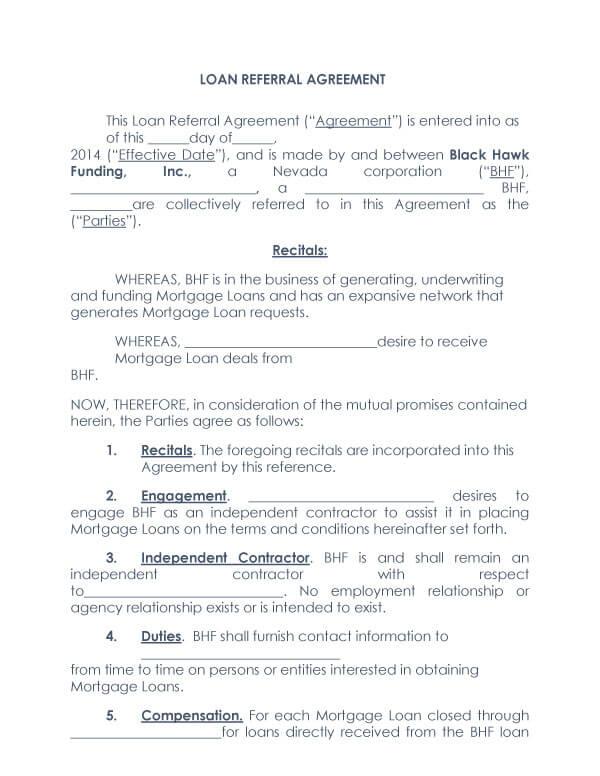 Attorney Referral Agreement 03