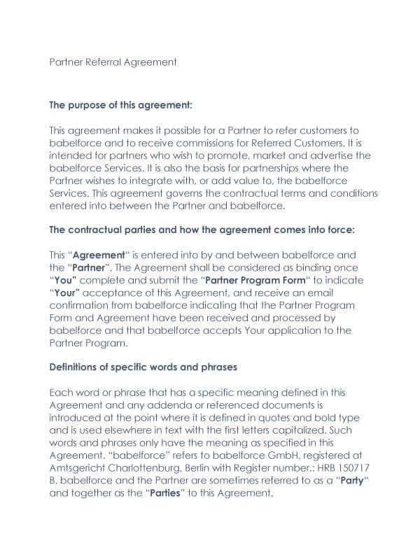 Attorney Referral Agreement 05