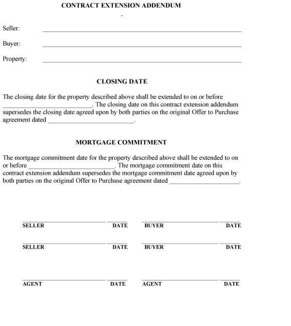 Closing-dateextension-addendum-02