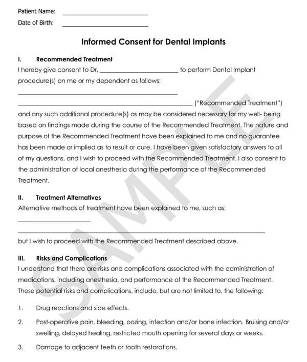 Dentistry-Informed-Consent-for-Dental-Implants_