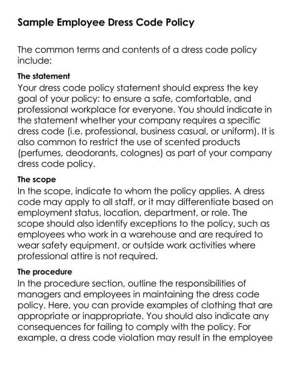 Dress-Code-Policy-Sample-02_