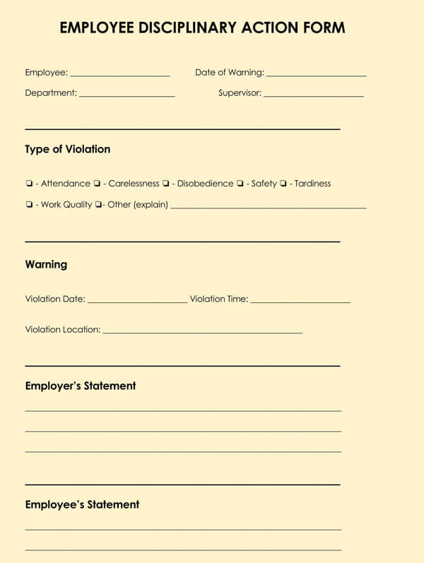 Employee-Disciplinary-Action-Form-19_