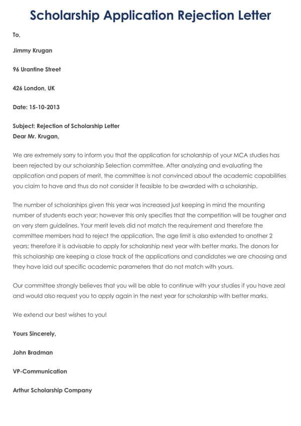 Scholarship-Rejection-Letter-Sample-06