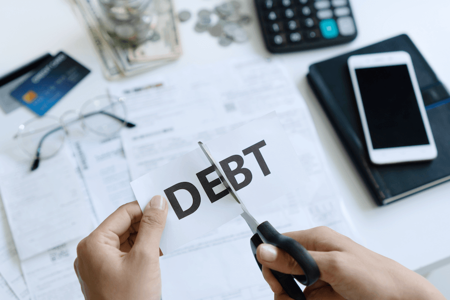 Debt release