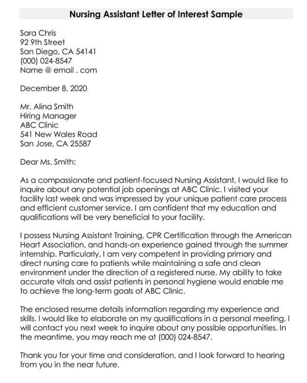 Nursing-Assistant-Job-Letter-of-Intent_