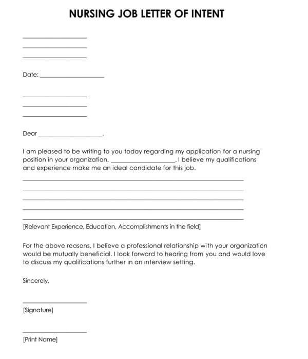 Nursing-Job-Letter-of-Intent_