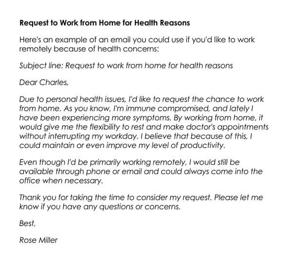 Request-to-Work-from-Home-for-Health-Reasons