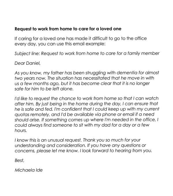 Request-to-Work-from-Home-to-Care-for-a-Loved-One_