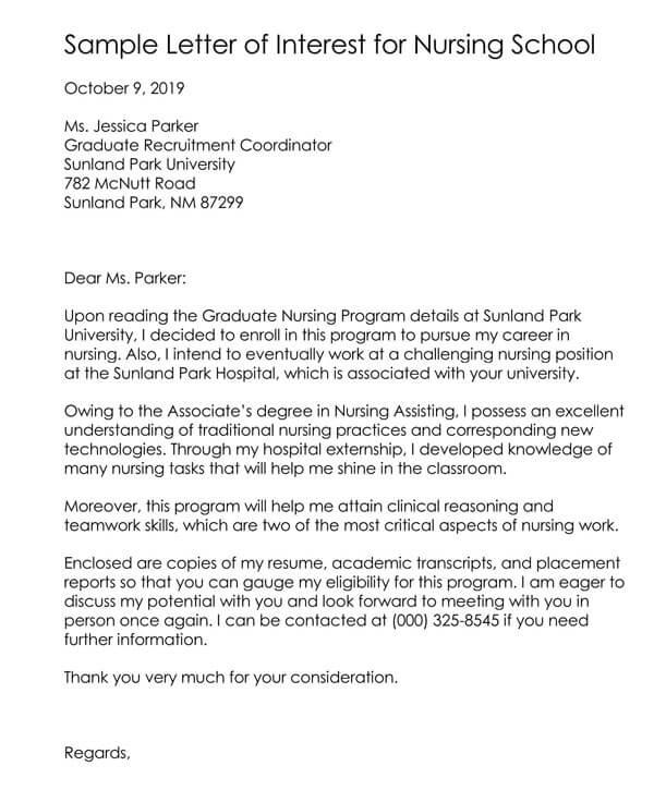 Sample-Letter-of-Interest-for-Nursing-School_