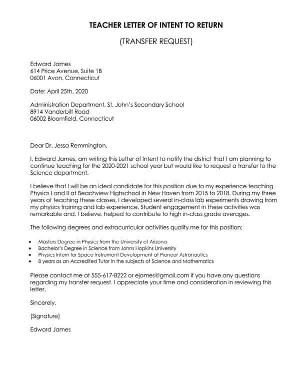 Teacher-Letter-of-Intent-to-Return-Sample-02_