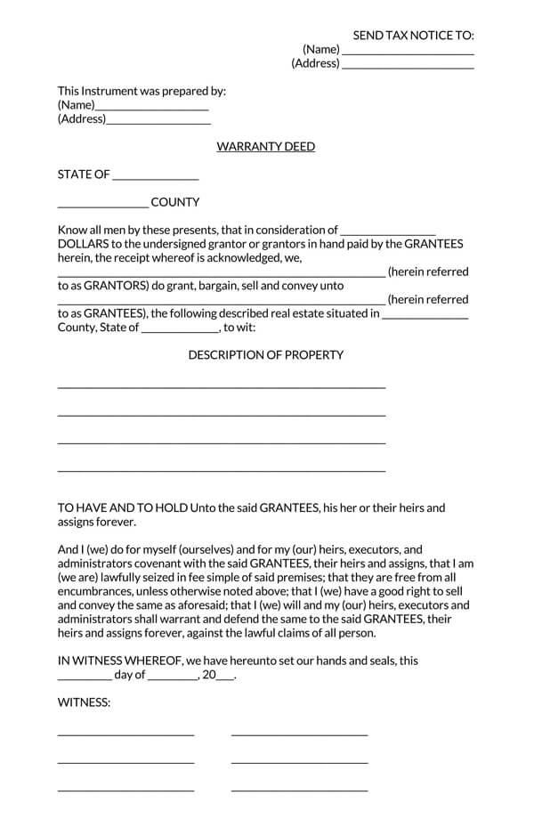 General-Warranty-Deed-Form-02_