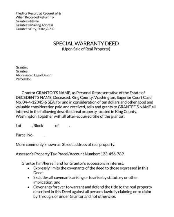 General-Warranty-Deed-Form-10_